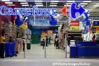 Carrefour retrage mai multe produse de pe rafturi. Sunt infestate cu bacteria Listeria