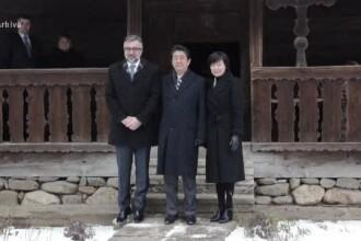 Realitatea paralelă a ministrului Meleșcanu. Ce a spus despre vizita premierului japonez