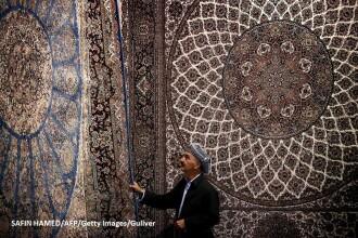 Sancțiunile americane omoară cel mai exportat produs din Iran, cu o tradiție de mii de ani