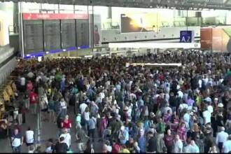 Alertă în aeroportul din Frankfurt. Motivul pentru care mii de oameni au fost evacuați