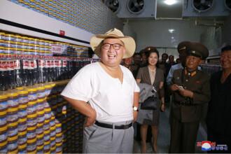 Întâlnire Vladimir Putin - Kim Jong un. Liderul de la Phenian, invitat în Rusia