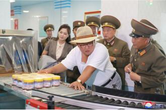 Kim Jong Un le-a transmis cetățenilor săi deja înfometați să mănânce mai puțin în următorii ani