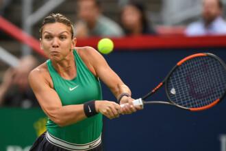 Simona Halep - Venus Williams 6-2, 6-2, la Rogers Cup. Românca s-a calificat în sferturi