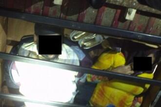 """Român condamnat în UK. A fost depistat cu doi afgani ascunși în """"sarcofagul"""" secret din camionul său"""
