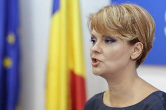 """Ministrul Olguţa Vasilescu: """"Medicii sunt mai bine plătiţi decât miniştrii"""""""