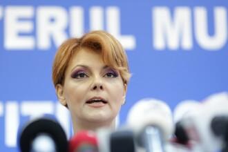"""Lia Olguța Vasilescu: """"Nu mă văd votând vreodată împotriva lui Paul Stănescu"""""""