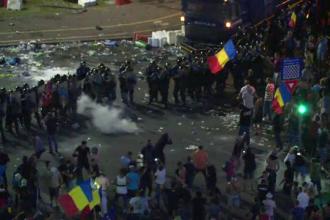 Parchetul General: Au fost depuse 206 plângeri, fiind făcute 81 de audieri, în dosarul violențelor de la proteste