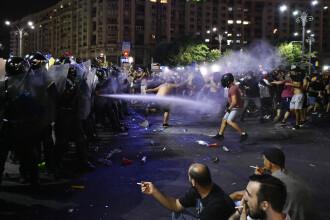 Departamentul pentru Situaţii de Urgenţă, mesaj pentru cei expuși la gazele lacrimogene