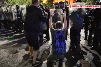 """Presa externă, despre proteste: """"Scene șocante în inima Capitalei României"""""""