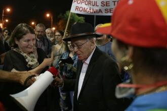 """Mihai Șora cere """"proteste masive și anticipate"""", după ordonanța anunțată de Tudorel Toader"""