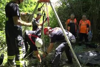 Femeie găsită moartă în fântână, după o zi de căutări. Avea 10 copii