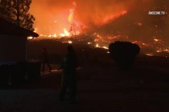 Suspectul bănuit că a provocat incendiile din California ar fi instabil mental