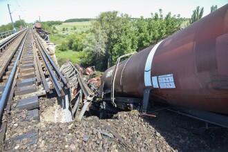 """Raport preliminar, în cazul incidentului feroviar din Dolj: """"Nu a oprit la semnalul aflat pe culoarea roşie"""""""