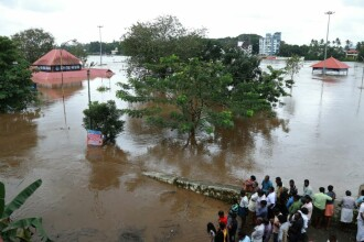 Zonă vizitată anual de un milion de turiști, afectată de indundatii. Sunt 37 de morți