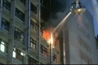 Nouă persoane au murit într-un incendiu izbucnit într-un spital din Taiwan