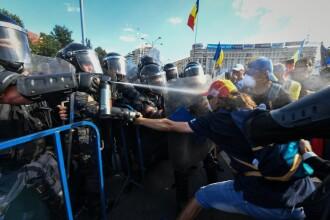 Şeful Jandarmeriei: intervenţia din 10 august a fost legală.
