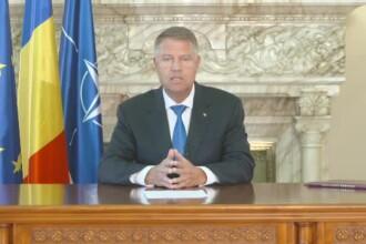 Iohannis, mesaj după violențe: Au trecut deja trei zile şi nu există niciun responsabil pentru ceea ce s-a întâmplat
