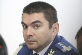 Decizia luată de Klaus Iohannis în cazul şefului Jandarmeriei, Sebastian Cucoş