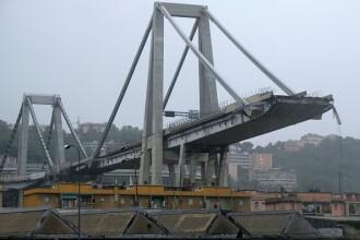 Numărul persoanelor decedate în urma prăbușirii viaductului din Italia a crescut. Anunț al autorităților