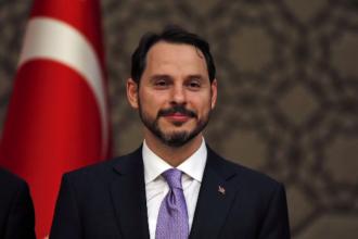 Ginerele lui Erdogan, nevoit să scoată Turcia din criza economică în care a intrat