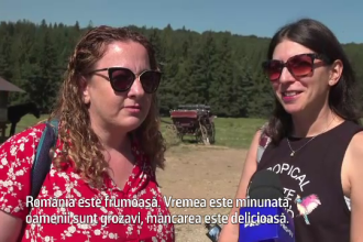 Distracția pentru care o familie a cheltuit, la munte, 500 de euro în două zile