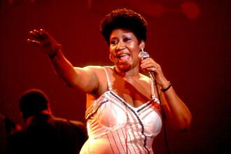 Aretha Franklin a murit la vârsta de 76 de ani