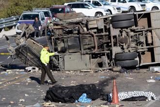 Accident de autocar cu 24 de morţi, în Ecuador. Ce ascundeau pasagerii, care primiseră