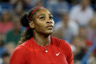 Serena Williams a fost amendată după scandalul din finala US Open