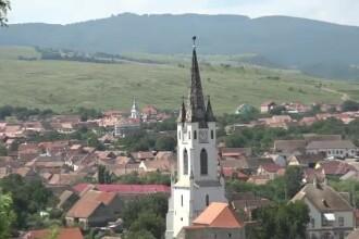 Cetatea Câlnicului din Transilvania atrage tot mai mulți turiști, veniți din toată lumea