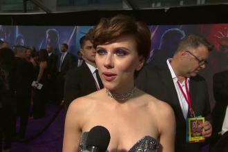 Scarlett Johansson, actrița cu cele mai mari încasări. Cu cât a fost plătită în ultimul an