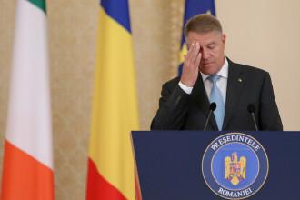 """Klaus Iohannis, semnal de alarmă cu privire la """"răspândirea explozivă"""" a pestei porcine în România"""