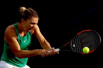 Simona Halep, reacție senzațională după victoria din semifinala de la Cincinnati. VIDEO