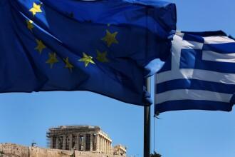 Grecia a ieşit oficial din criză. 23 de tăieri ale pensilor, şomaj peste 20%