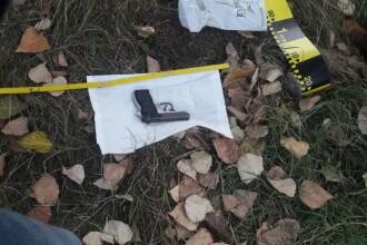 Noi detalii despre pistolul furat de la femeia jandarm. Hoțul a folosit 2 cartușe