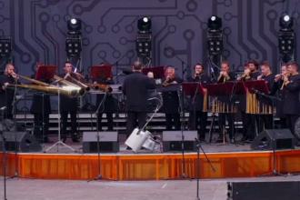 Festival al fanfarelor în Rusia. Ce aduc artiștii în plus pe lângă muzica de calitate