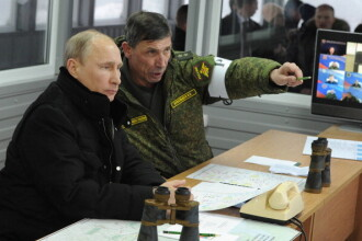 Rusia a încetat orice cooperare cu NATO.