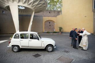 """""""Șanse foarte mari"""" ca Papa Francisc să vină în România în mai 2019"""