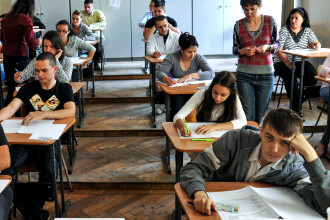 BAC 2018 sesiunea de toamnă matematică. Elevii susțin miercuri proba la alegere a profilului