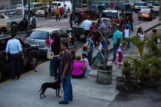Cutremur de magnitudine 7,3 în Venezuela. Imagini filmate în momentul seismului