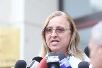 Guvernul a decis încetarea mandatului pentru prefectului de București, Speranța Cliseru