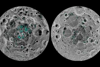 Descoperire istorică, pe Lună. Anunțul a fost făcut de NASA