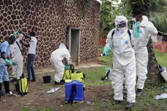 O nouă epidemie de Ebola, în Congo. Sunt peste 60 de morţi