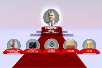 Familia Regală a cerut la OSIM înregistrarea a 3 mărci. Detergent