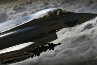 Reacția Rusiei după ce aviația britanică i-a interceptat avioanele deasupra Mării Negre
