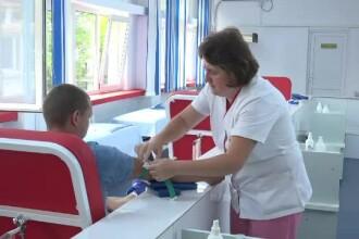 Apel disperat la Oradea. Centrul de Transfuzie nu mai are sânge