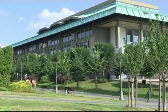 Două persoane au murit la Biblioteca Națională din Belgrad, din cauza unui gaz otrăvitor