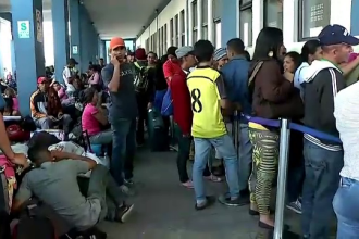 O nouă criză a migranților în America de Sud. Milioane de venezueleni au plecat din țară