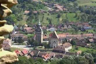 O comună din România atrage turiști din toată lumea, după ce Prințul Charles a promovat-o