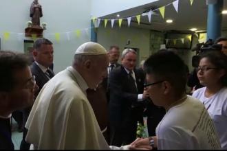 Papa a primit o scrisoare tulburătoare de la victimele abuzurilor. Reacţia suveranului pontif