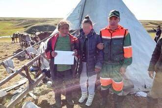 O tânără a supraviețuit 2 săptămâni în zona arctică, înconjurată de lupi și urși